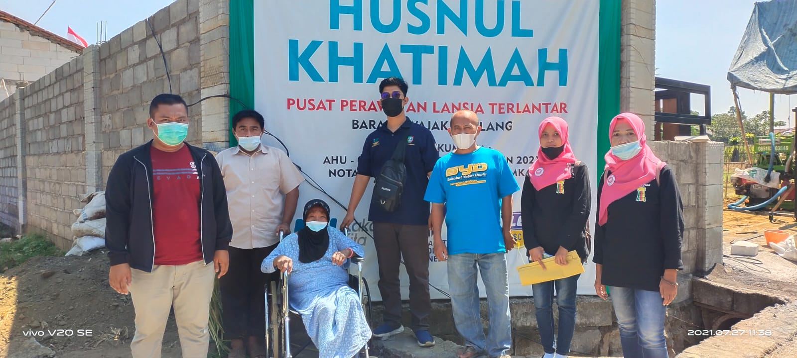 Sinergi dengan KJP, TKSK Jombang Evakuasi Lansia Terlantar ke Malang