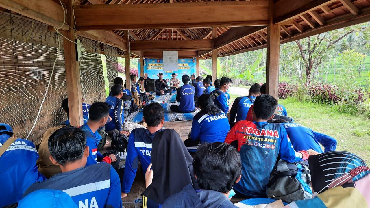 Pertama di Indonesia, FK Tagana Jember Launching TEAMSPEAK3